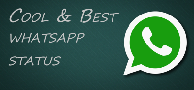 Cool And Best WhatsApp Status